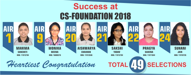 CS-Foundation-Result