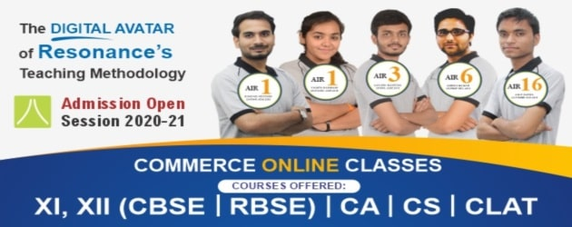 Online Admission Open 2020-21
